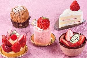 3月のケーキセット