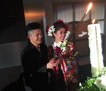 小松・佃様 結婚ご披露宴