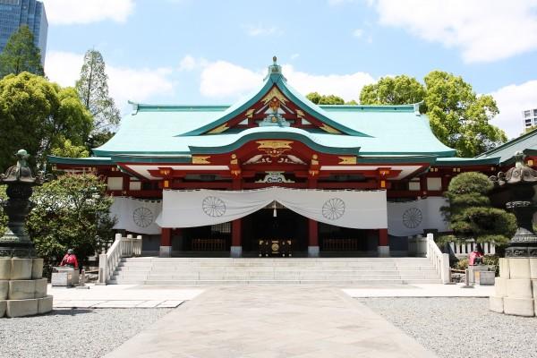 日枝神社プラン