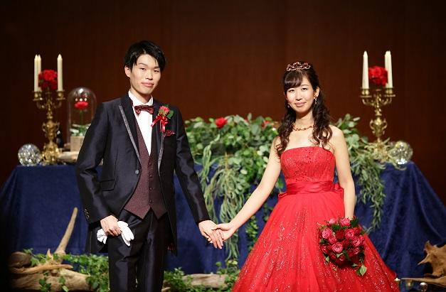 KS様・MU様 結婚ご披露宴