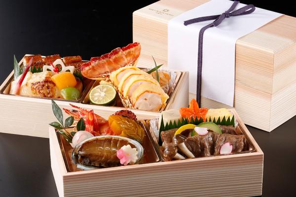 京王プラザホテル特製 デリバリー和食箱御膳